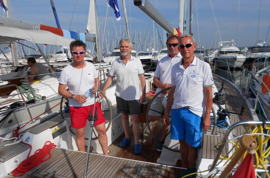 SUNBEAM 40 BEI BUSINESSCUP VOR BIOGRAD
