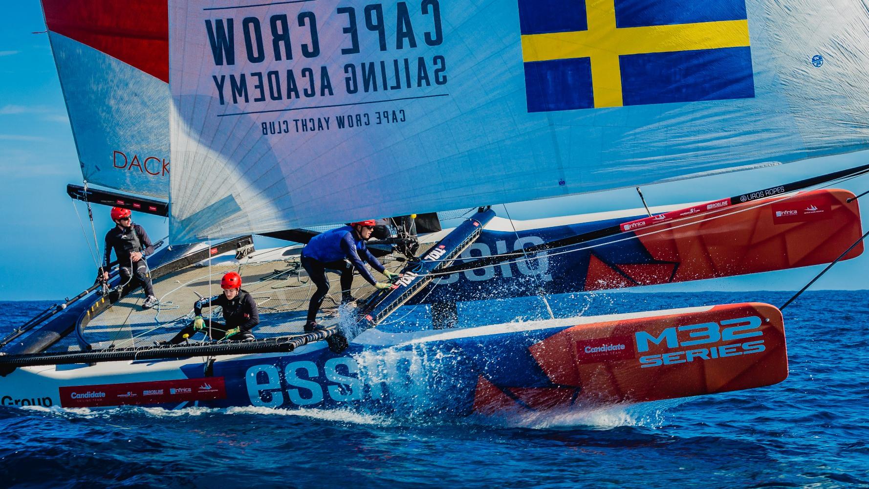 Candidate Sailing Team M32 Winterseries Monaco2017_09_ c_CST dapic.rocks