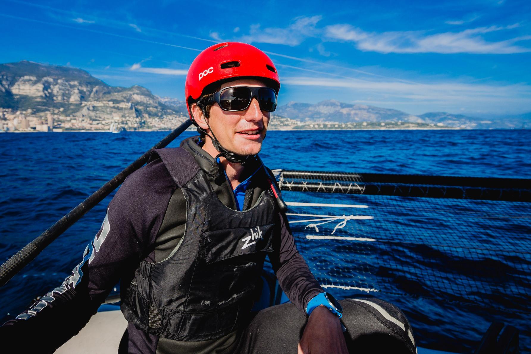 Candidate Sailing Team Steuermann Stefan Scharnagl c_CST dapic.rocks