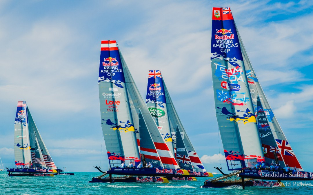 CANDIDATE SAILING TEAM – YOUTH AMERICAS CUP