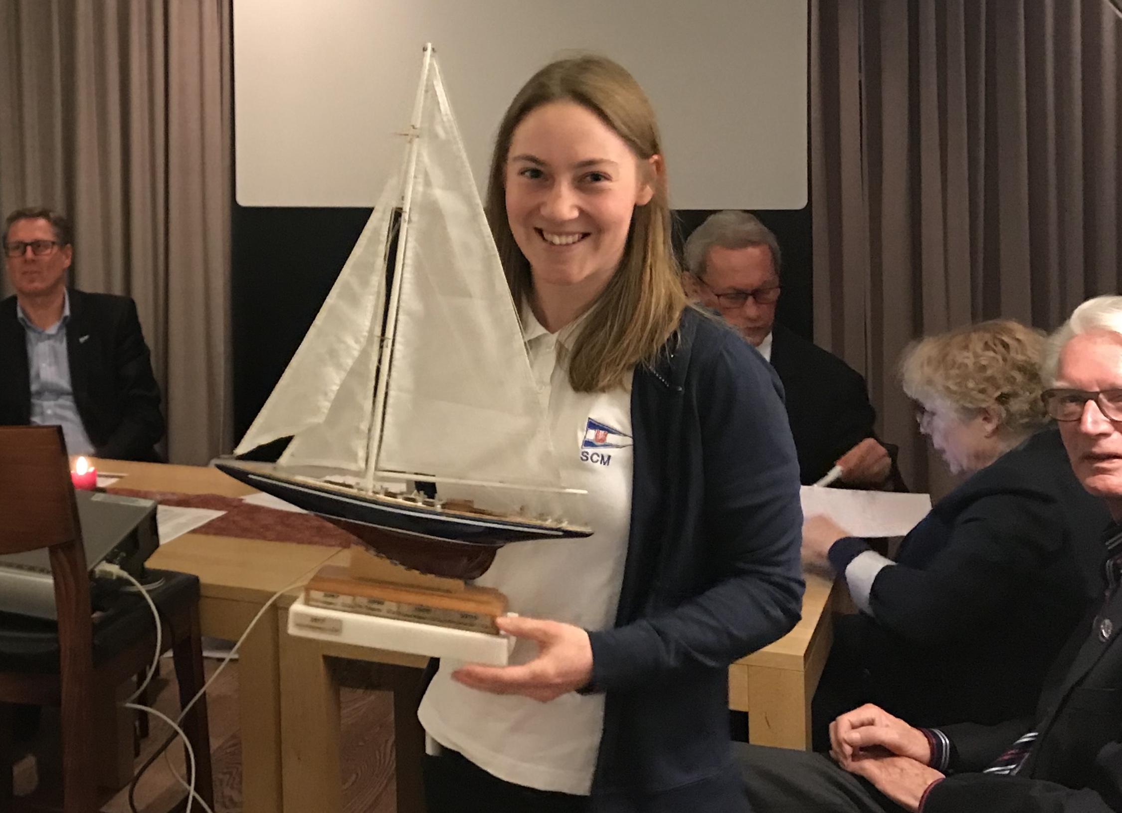 Seemeisterin Lisa Schützenberger