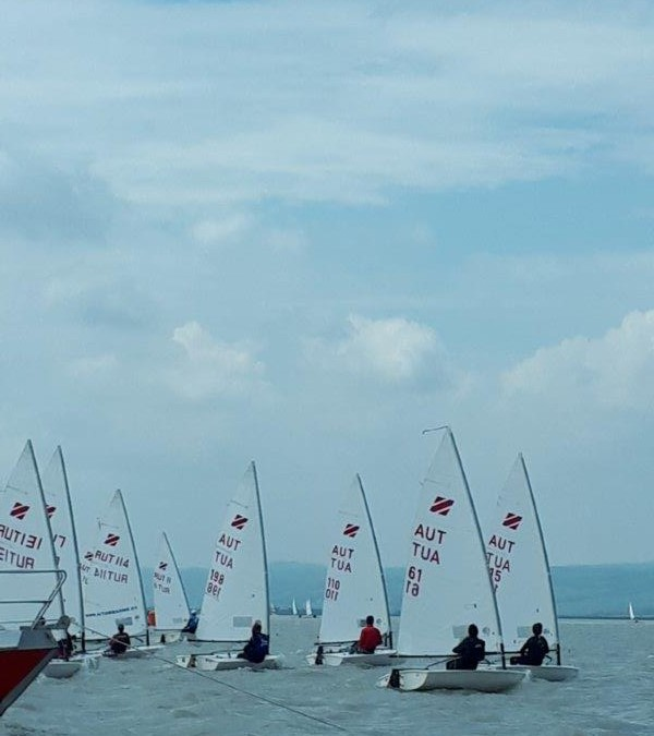 SCM-JUGEND BEIM SPRING CUP AM NEUSIEDLERSEE