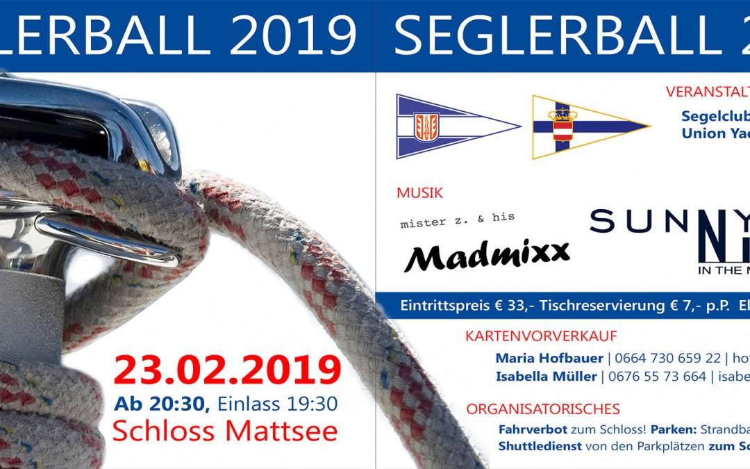 SEGLERBALL 2019