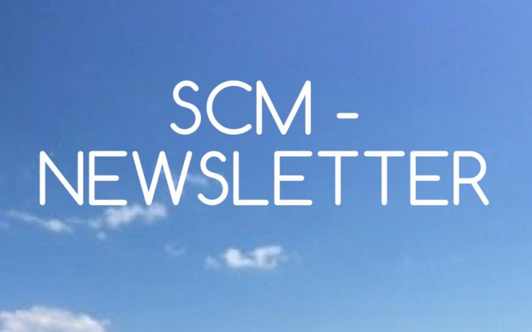 SCM – NEWSLETTER NUMMER 8