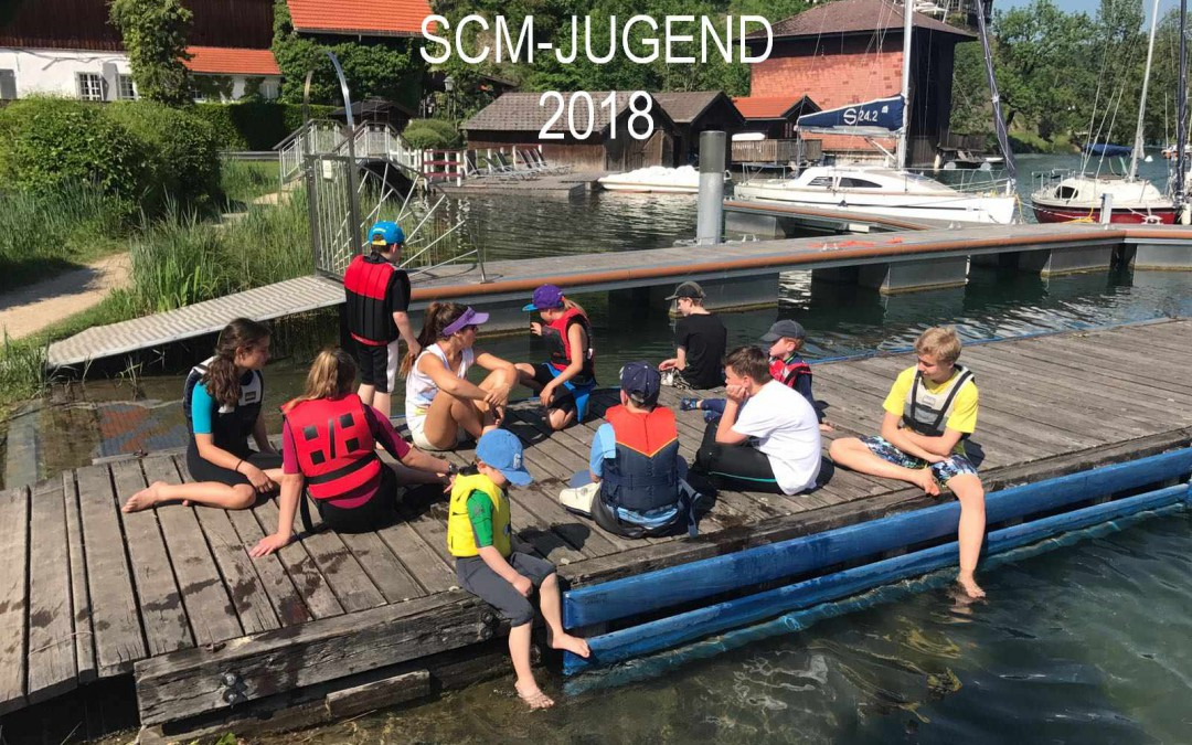 SAISON PROGRAMM SCM JUGEND  2018