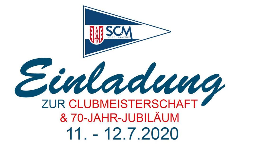 CLUBMEISTERSCHAFT & 70-JAHR JUBILÄUM