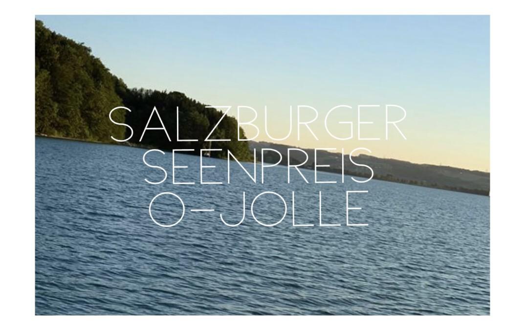 Salzburger Seenpreis der O-Jollen